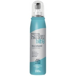 Henlay repelente Baby Spray 100ml